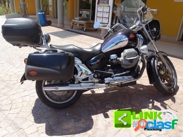 Moto Guzzi California 1100 benzina in vendita a Quartu Sant'Elena (Cagliari)