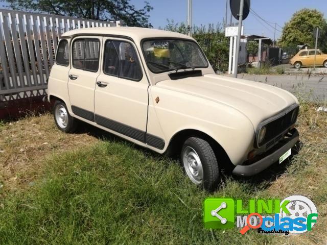 Renault 4 benzina in vendita a latina (latina)
