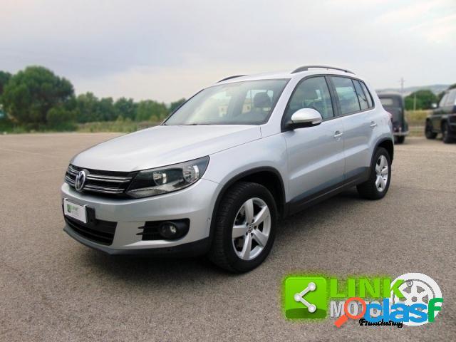 Volkswagen tiguan diesel in vendita a collazzone (perugia)