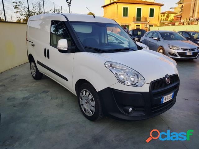 Fiat doblo' 1.4 natural power 120cv metano in vendita a roma (roma)