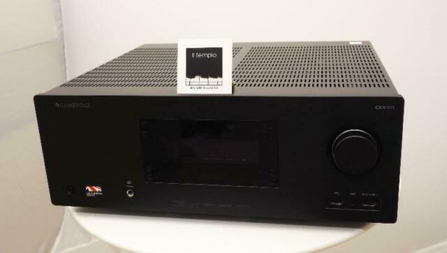 Integrato Cambridge audio CX-R200