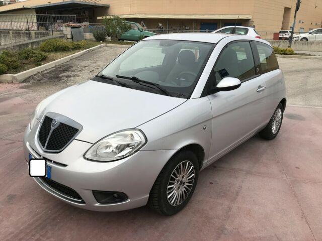 Lancia ypsilon benzina 2008