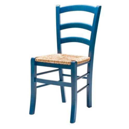 Sedie 3011 p color blu per arredi pub pizzerie ristoranti