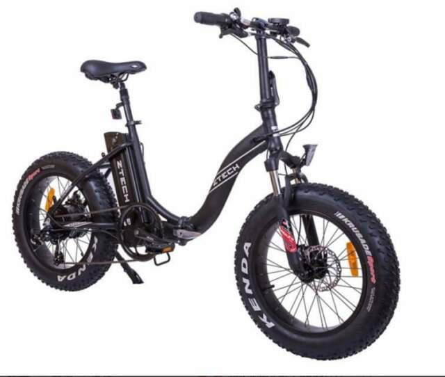 Fat bike folding elettrica samsung litio nuove