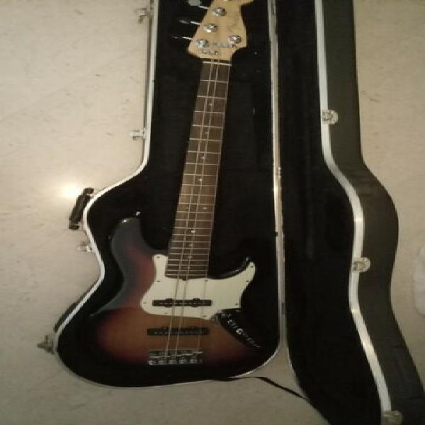Fender jazz bass active deluxe v (usa)