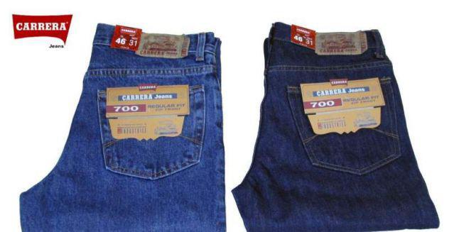 Jeans nuovi uomo 52 - 54 carrera/wamp/oviesse