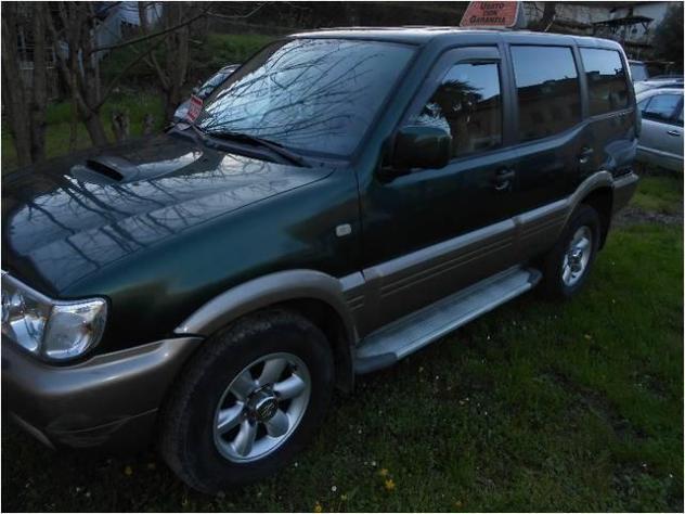 Nissan terrano 4x4 2001