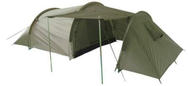 Tende carpfishing campeggio pesca con garage