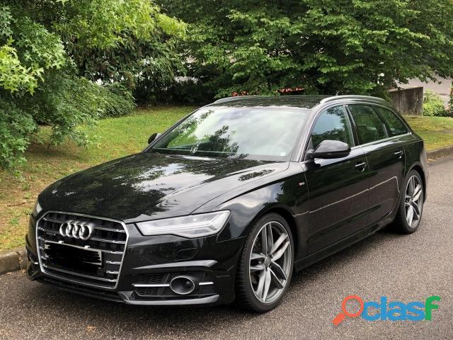 Audi a6 avant 2.0 tdi 190 cv quattro s line station wagon