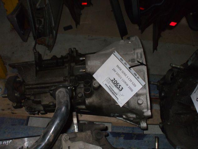 Cambio bmw serie 5 e39 520i 24v 2000 206s3 150cv 110kw