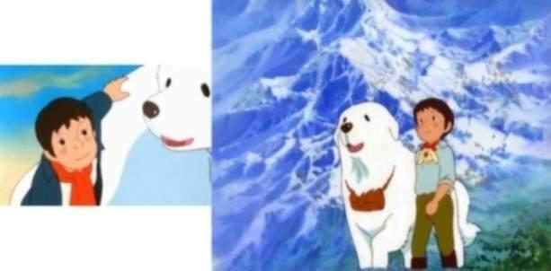 """Cartone animato """".belle & sebastien."""". serie completa"""