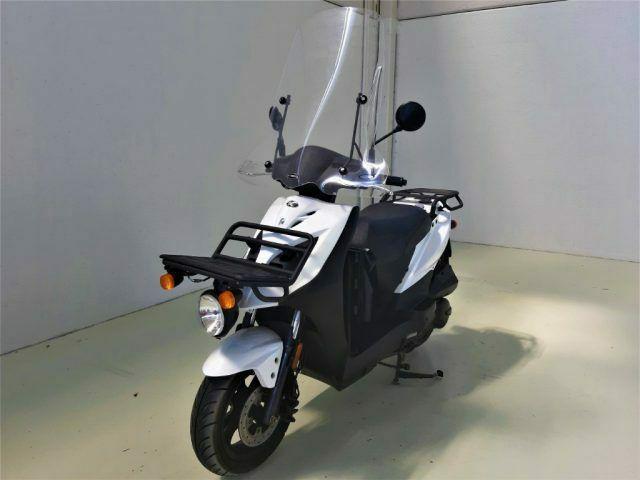 Kymco agility 125 carry abs e4 motociclo 2-door