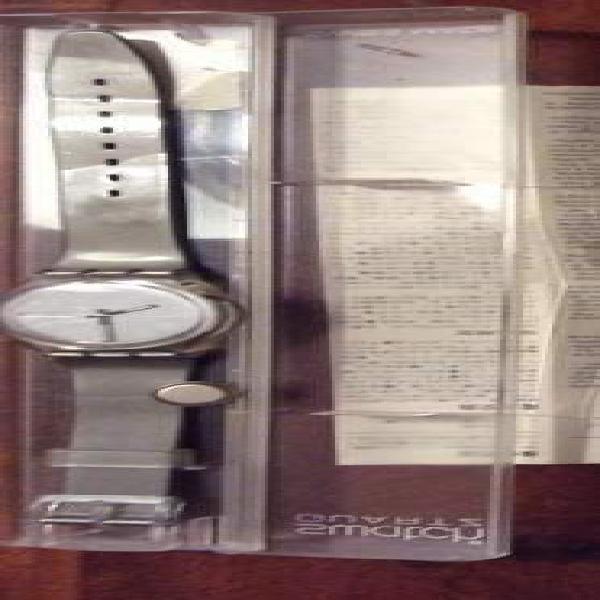 Orologio swatch colore grigio usato