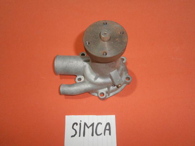 """Pompa acqua simca 1300 1500 1301 1501 """"nuova"""" water pump"""
