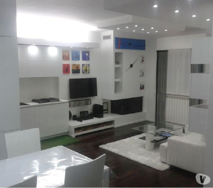 Apartamento in villa a schira via felitto, spregamore, roma