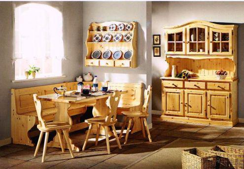 Arredamenti rustici dal produttore al consumatore: soggiorno