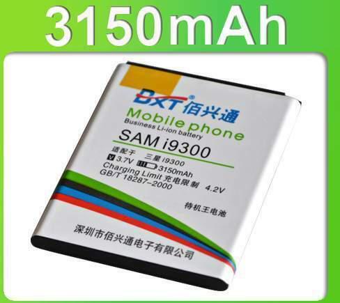 Batteria ad alta capacita 3150 mah x samsung galaxy s3 i9300