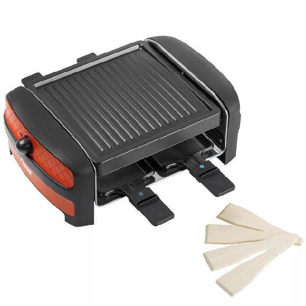 Bestron ASW118 Piastra Griglia Acciaio Inox per Panini Sandwich 2000 W