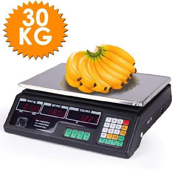 Bilancia professionale digitale max 30 kg
