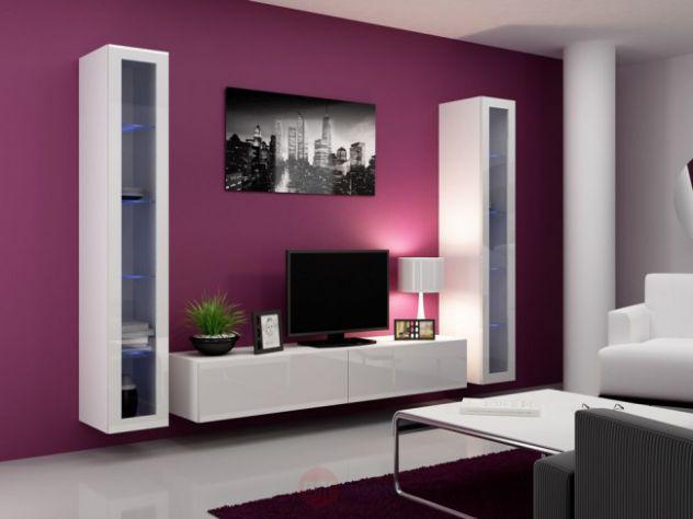 Mobile soggiorno nero opaco offertes ottobre clasf for Web mobili outlet