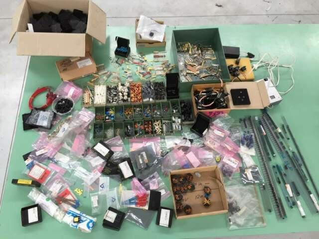 Componenti elettronici nuovi