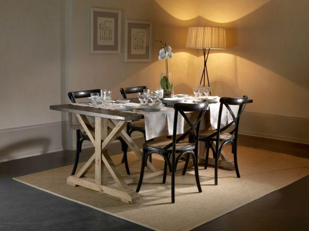 Tavolo soggiorno legno pino 【 OFFERTES Ottobre 】   Clasf