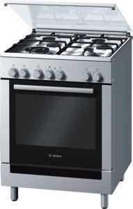 Cucina indipendente a gas