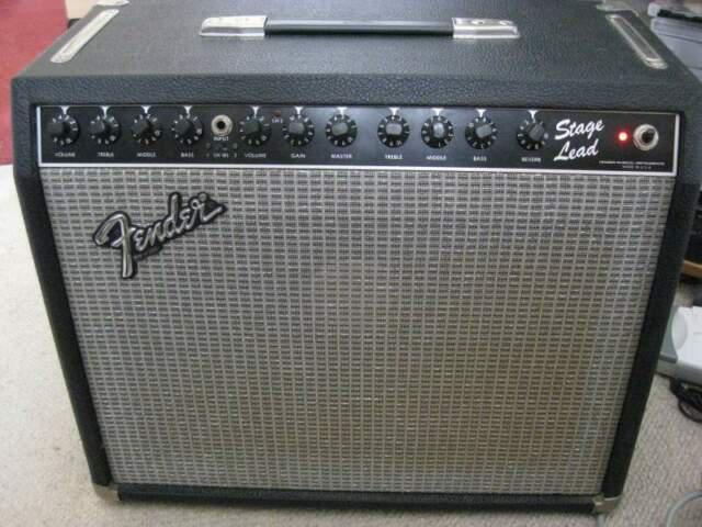 Fender stage lead amplificatore vintage