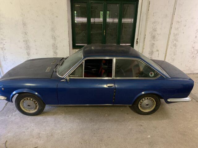 Fiat 124 sport coupe 1400