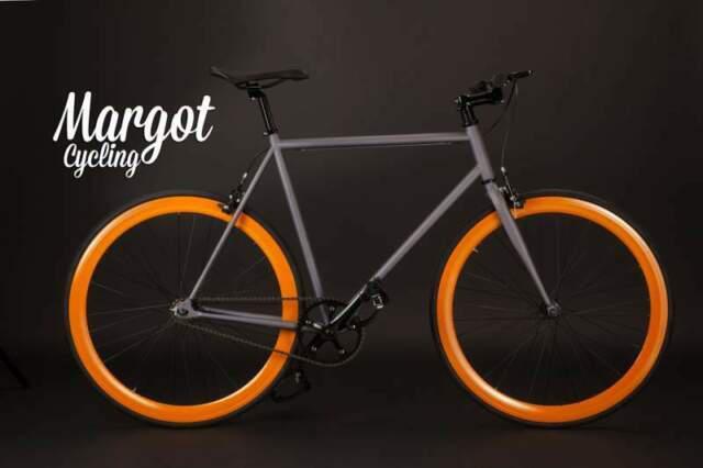 Fissa bici scatto fisso fixed bike nuove imballate