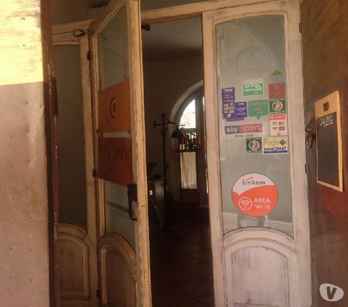 Giffoni v.p. centro storico locale ristorante mq 122