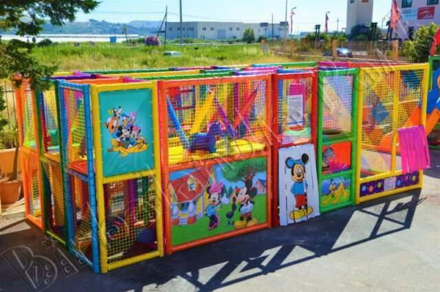 Giochi gonfiabili per bambini