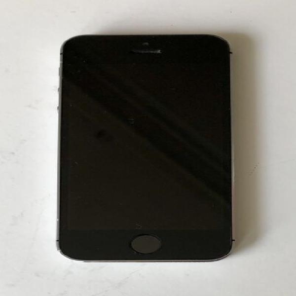 Iphone 5s black 16 gb