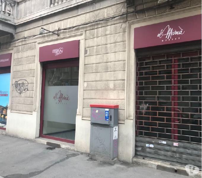 Locale commerciale uso negozio ufficio laboratorio v cesana