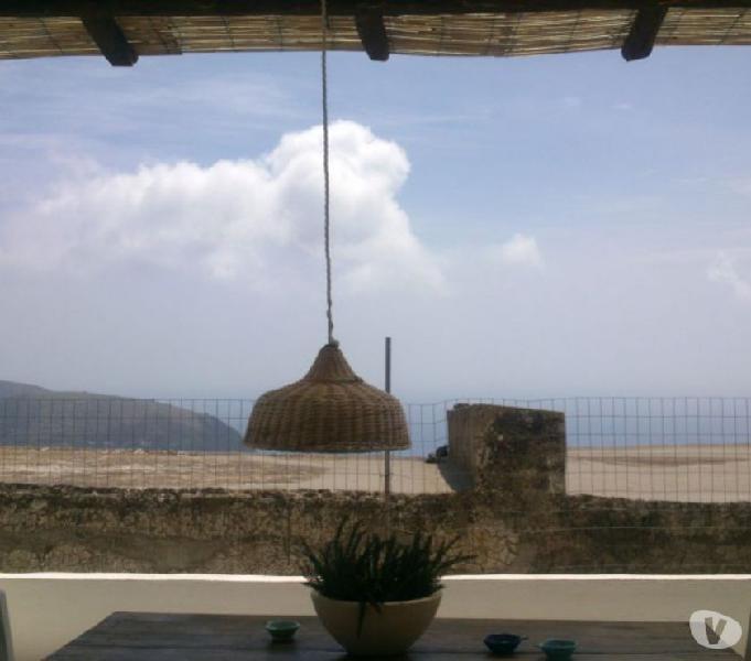 Lipari casetta con terrazze panoramiche,cod.ve 441
