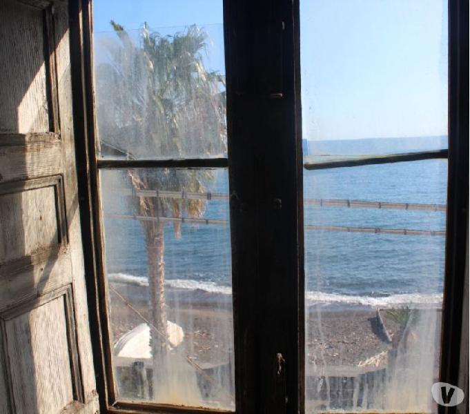 Lipari casa su due livelli fronte mare,cod.ve 797
