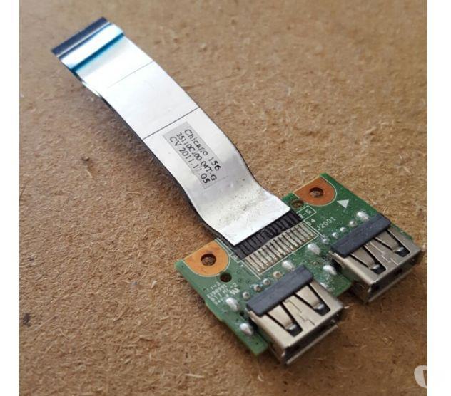 Modulo usb s/n 35110cj00-04t-g compaq presario cq57 vendo m