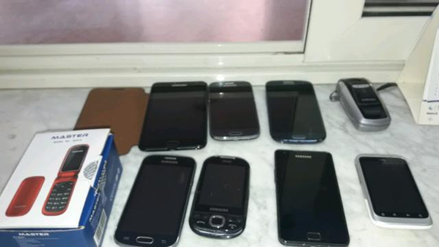 N.11 smartphone, cellulari,samsung,lg,etc