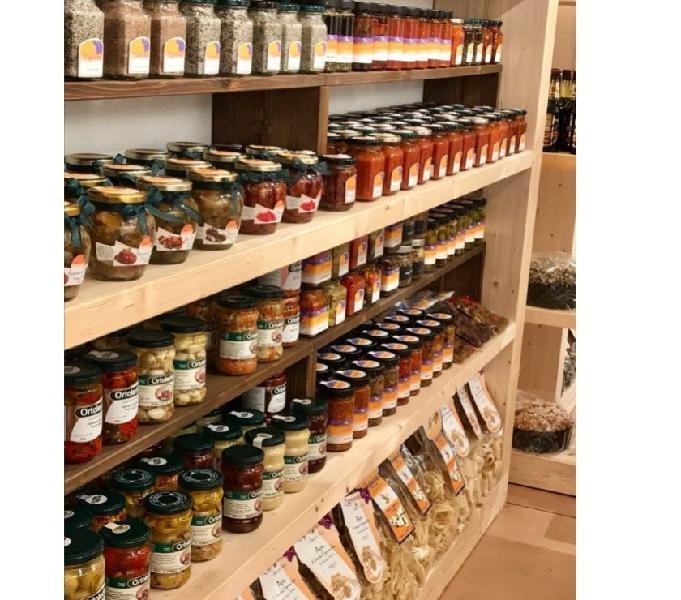 Negozio di prodotti tipici siciliani