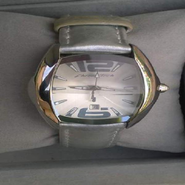 Orologio da donna chronotech prisma acciaio deluxe 7814l