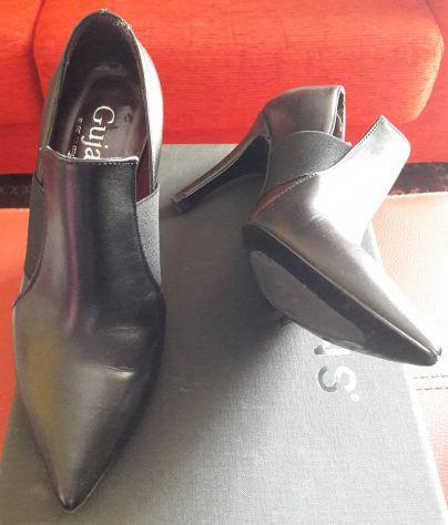 online store e2051 c66b1 Scarpe pelle nere n 【 SCONTI Settembre 】 | Clasf