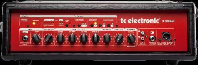 Testata basso 500w tc electronic bh500