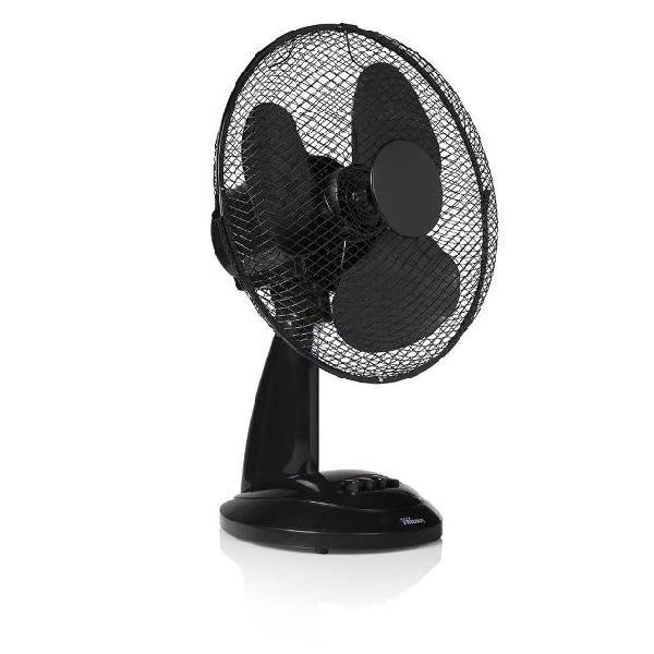 Tristar ventilatore da tavolo ve-5931 40 w 30 cm nero