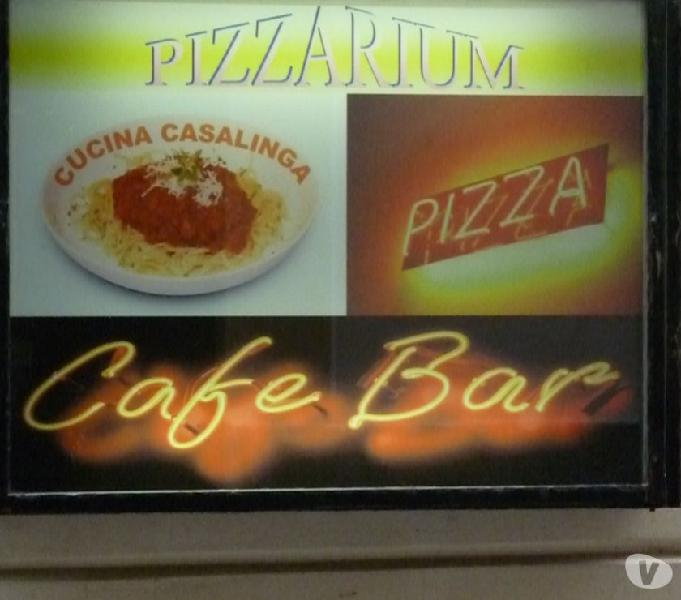 Vendesi attività ristorante bar