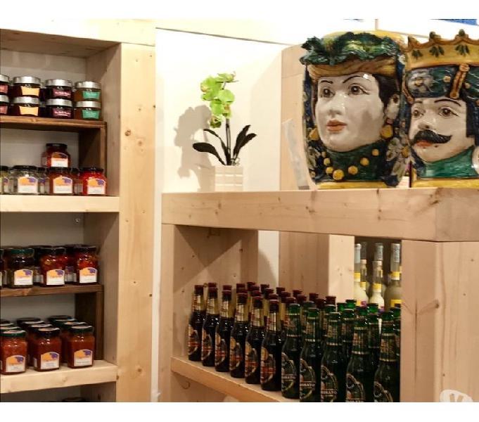 Vuoi aprire un negozio di prodotti tipici siciliani ?