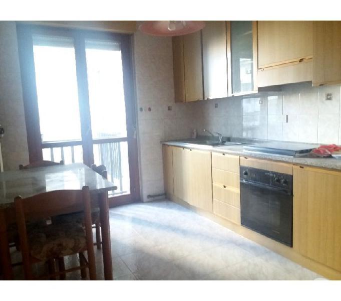 Zva0431 ampio appartamento con garage