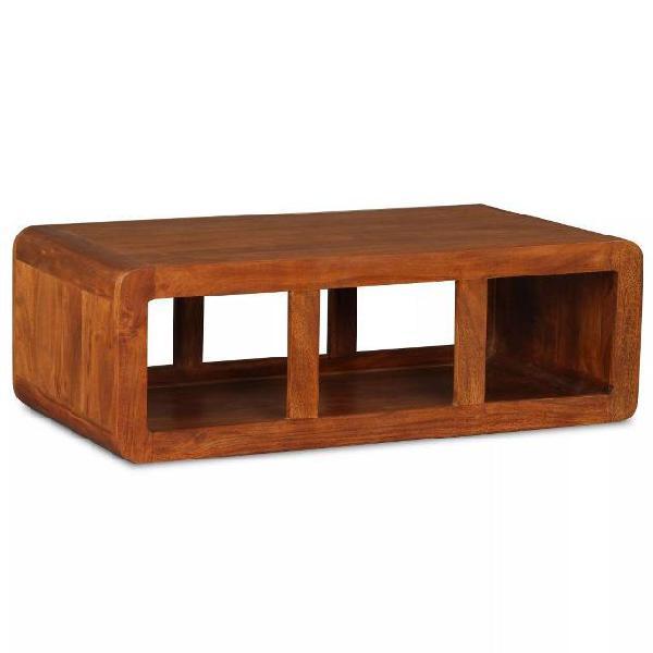 Vidaxl tavolino da caffè legno massello finitura sheesham