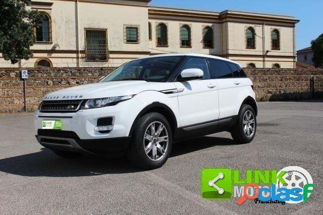 Land rover evoque diesel in vendita a pontecagnano faiano (salerno)