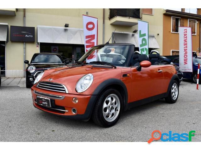 Mini cabrio benzina in vendita a verona (verona)