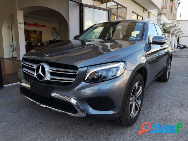 Mercedes classe glc diesel in vendita a manduria (taranto)